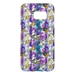Case-Mate Barely There Samsung Galaxy S7 Case with Iconic: Cinderella Framed design