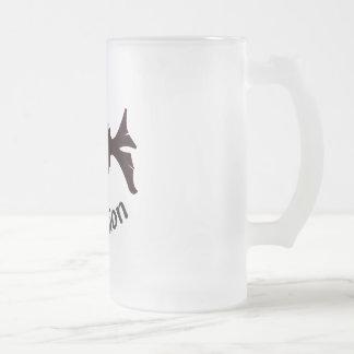 mal-ution taza de cristal