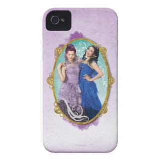 Mal y Evie Case-Mate iPhone 4 Fundas