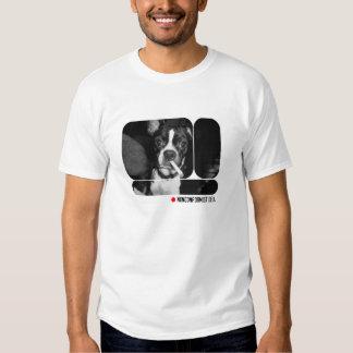 MALA Boston Terrier Playera