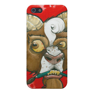 "¡""Mala cabra! "" iPhone 5 Fundas"