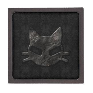 Mala caja de la baratija del gatito caja de regalo de calidad