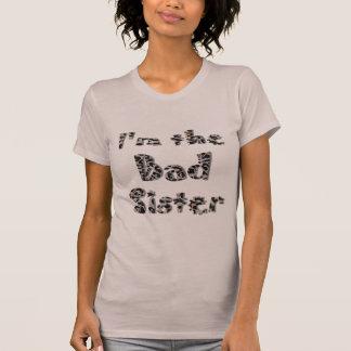 mala camisa de la hermana