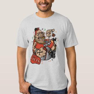 Mala camiseta de Santa Polera