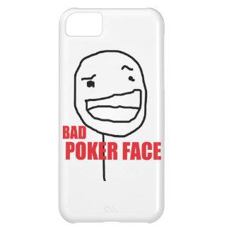 Mala cara de póker