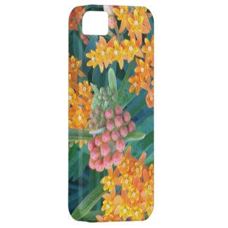 Mala hierba de mariposa de la línea paseo de NY Funda Para iPhone SE/5/5s