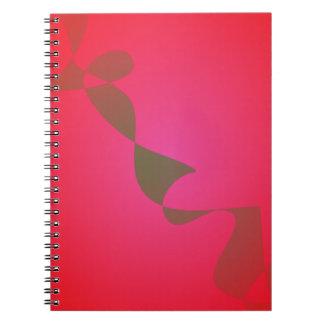 Mala hierba roja cuadernos