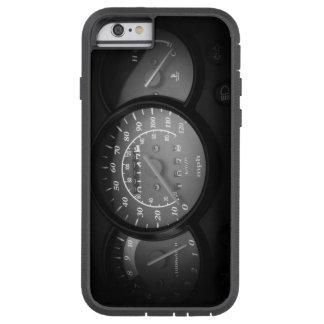 Mala instrumentación del iPhone 6 de la aventura Funda Tough Xtreme iPhone 6