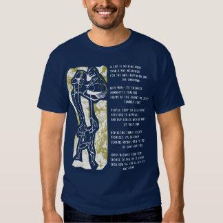 Mala metáfora 3 camisas