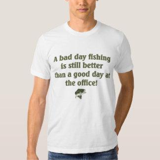 Mala pesca del día playera
