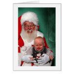 Mala tarjeta de Santa