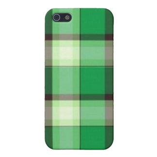 Mala tela escocesa Iphone 4 iPhone 5 Cárcasa