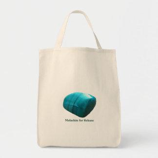 Malachite for Release Tote Bag