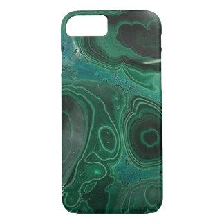 Malachite Geode iPhone 7 case
