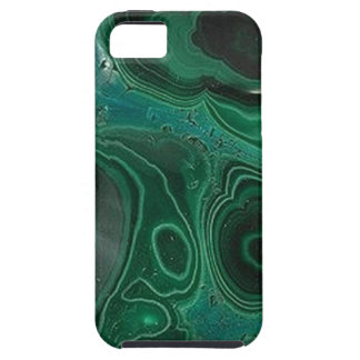 Malachite Geode iPhone SE/5/5s Case