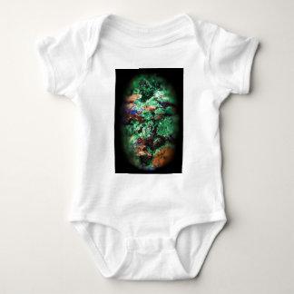 Malachite Lapis Azurite Gems Gemology Rock Baby Bodysuit