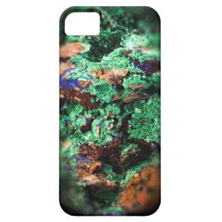 Malachite Lapis Azurite Gems Gemology Rock iPhone SE/5/5s Case