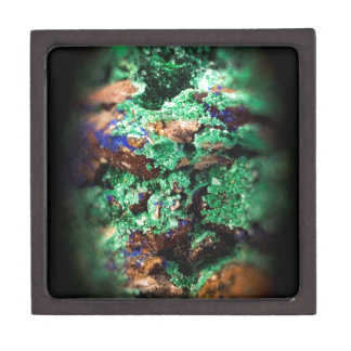 Malachite Lapis Azurite Gems Gemology Rock Jewelry Box
