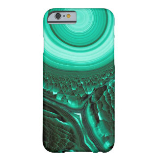 Malachite Natural Mineral Gemstone Barely There iPhone 6 Case