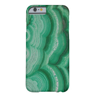 """Malachite Smart Phone Case"" Barely There iPhone 6 Case"