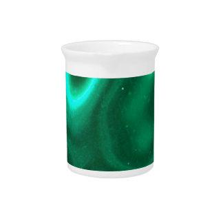 malachite stone texture 2.JPG Drink Pitcher