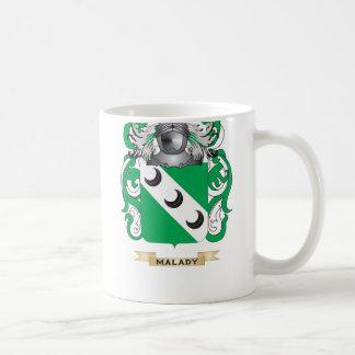 Malady Coat of Arms (Family Crest) Classic White Coffee Mug