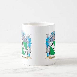 Malady Coat of Arms - Family Crest Classic White Coffee Mug