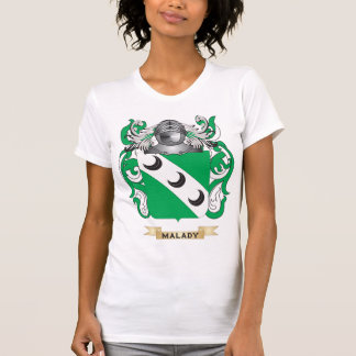 Malady Coat of Arms (Family Crest) T-shirt