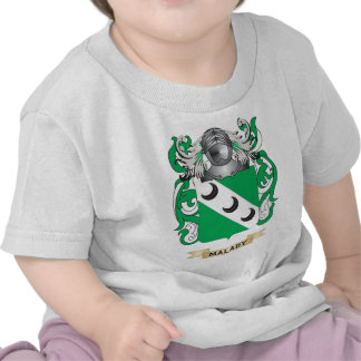 Malady Coat of Arms (Family Crest) T Shirts