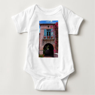 Malaga Cove Plaza Baby Bodysuit