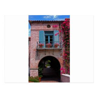 Malaga Cove Plaza Postcard