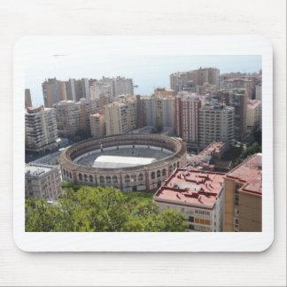 Malaga, Spain Mouse Pad