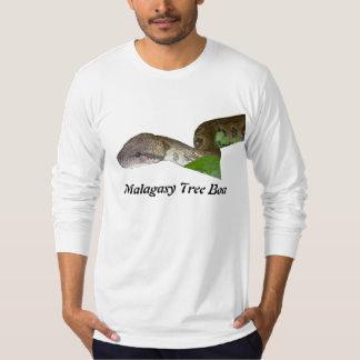 Malagasy Tree Boa American Apparel Long Sleeve Tee Shirt