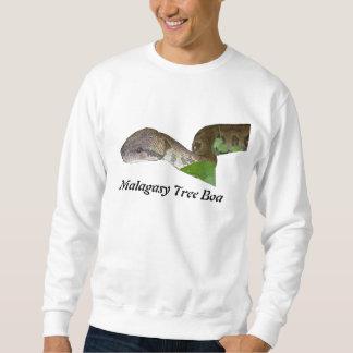 Malagasy Tree Boa Basic Sweatshirt