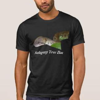 Malagasy Tree Boa Destroyed T-Shirt