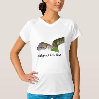 Malagasy Tree Boa Ladies Micro-Fiber Sleeveless Shirt