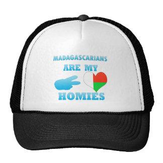 Malagasys es mi Homies Gorras