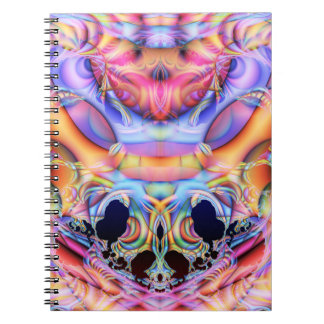 Malah Himbilo One With Many Mouths  Notebook