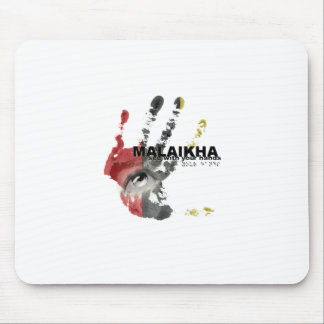 Malaikha - see with your hands mouse pad