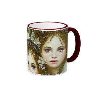 malaise COLORS Ringer Mug