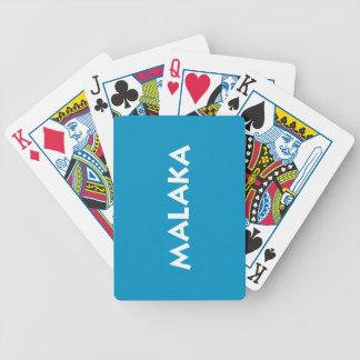 Malaka Baraja Cartas De Poker