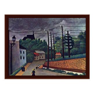 Malakoff By Rousseau Henri Postcard