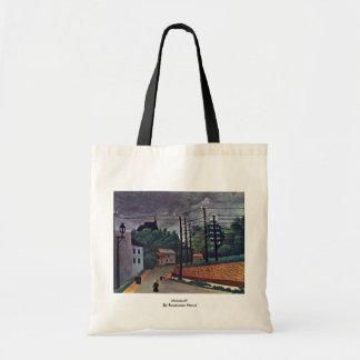 Malakoff By Rousseau Henri Tote Bags