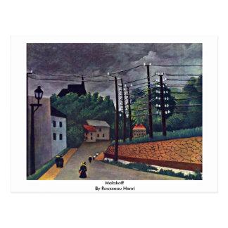 Malakoff de Rousseau Enrique Postales