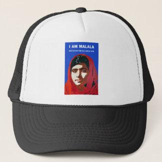 MALALA YOUSAFZAI TRUCKER HAT