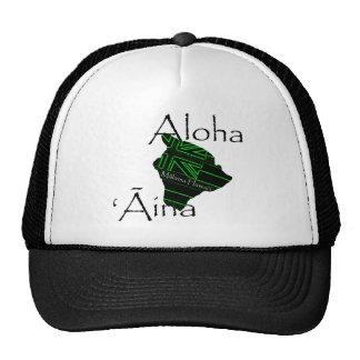 Mālama Hawai'i Trucker 01 Trucker Hat