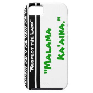 Malama Ka'Aina iPhone SE/5/5s Case