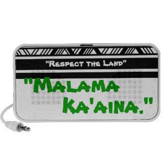 Malama Ka'Aina Portable Speakers