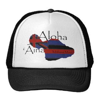 Mālama Maui Trucker 02 Trucker Hat