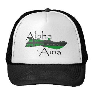 Mālama Moloka'i Trucker Hat
